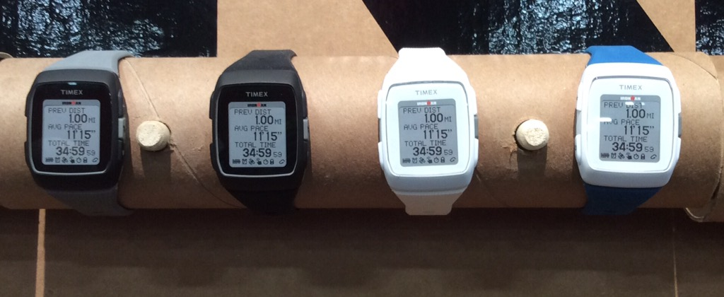 Timex Ironman Gps Watches