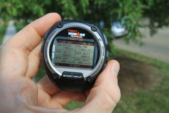 Timex Ironman GPS Global Trainer In Depth Review | DC Rainmak