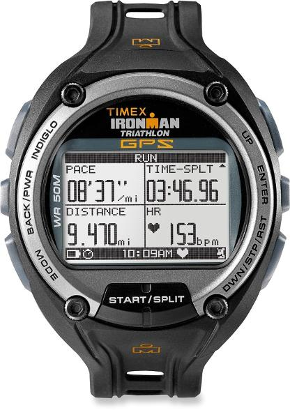 Timex Ironman Global Trainer GPS Sport Watch | REI Co-