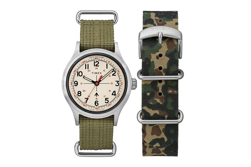 Todd Snyder x Timex Military Watch Collection | HYPEBEA