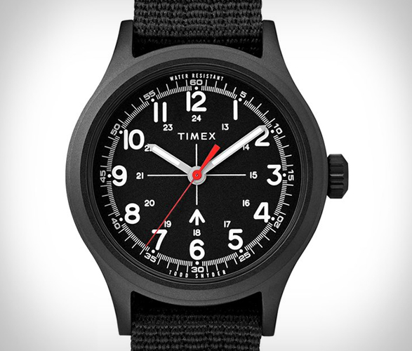 Todd Snyder X Timex Military Wat
