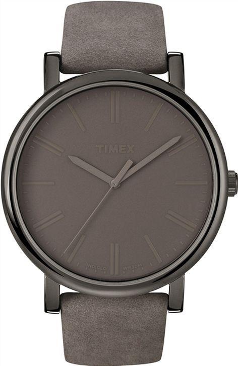 Men's Timex Originals Easy Reader Grey Watch T2N7