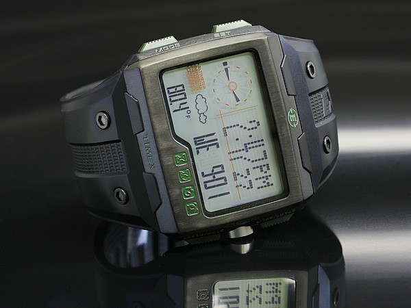 cameron: Move TIMEX WS4 watch expedition T49664 chronograph men .