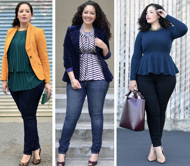 Plus size outfits for women 5 top - curvyoutfits.c