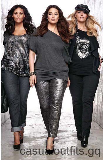 stijlvolle plus size kleding 49 – #plussize #curvy #plus | Stylish .