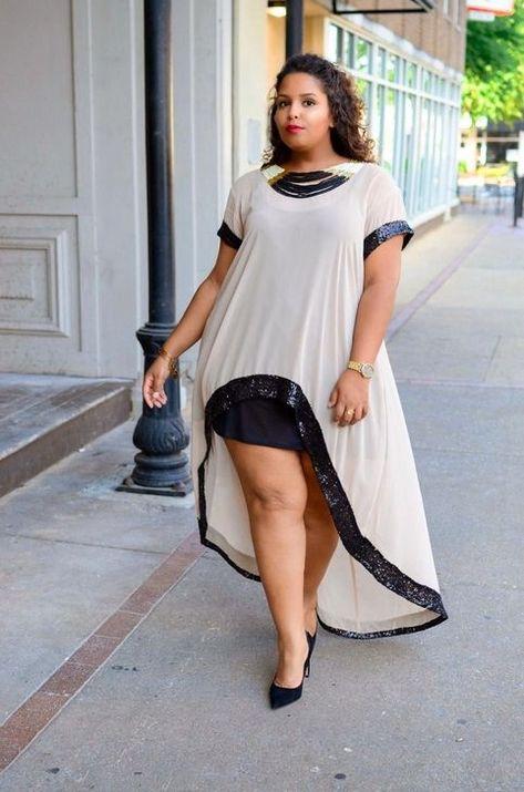 48 Beautifull Dress for Big Size Woman | Urban plus size clothing .