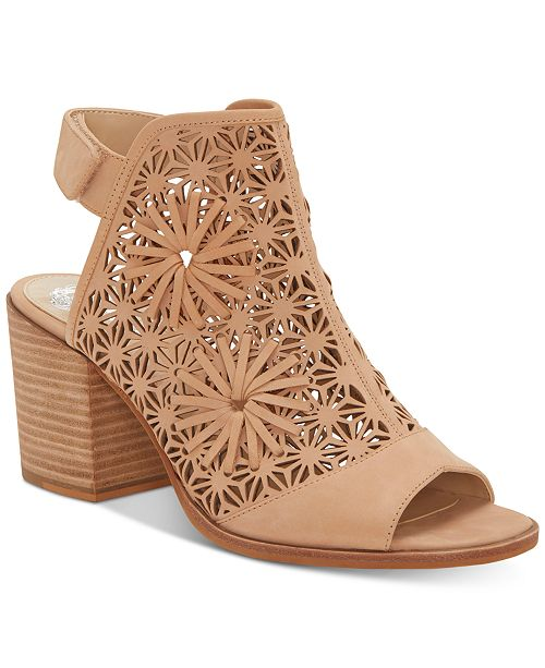 Vince Camuto Kalison Sandals & Reviews - Shoes - Macy