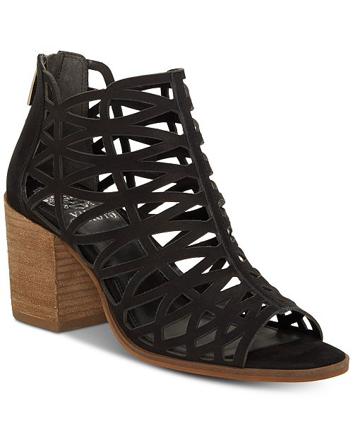 Vince Camuto Kevston Dress Sandals & Reviews - Shoes - Macy