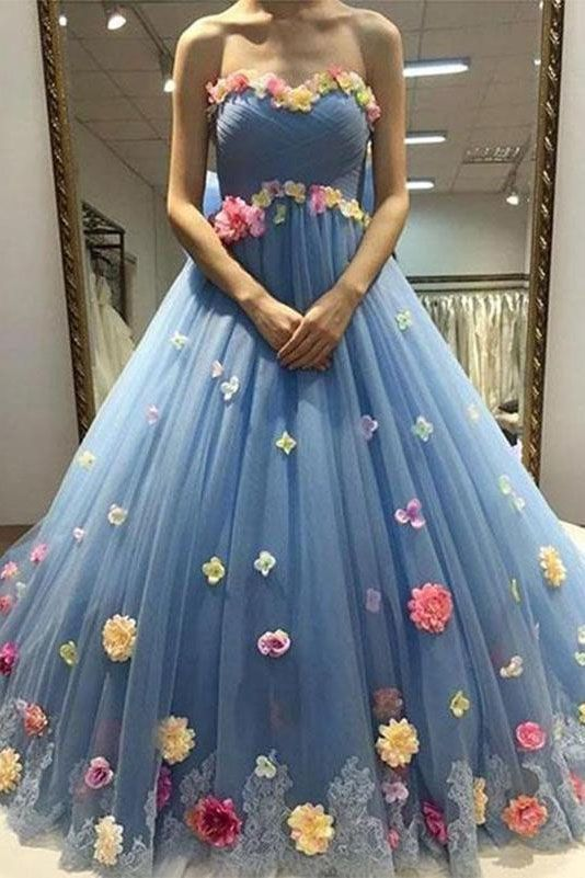 Vintage Prom Dresses,Ball Gown Prom Dress,Cheap by RosyProm on Zibb