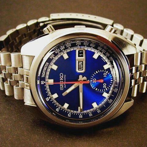 Vintage seiko love the blue dial MS🔼 | Vintage seiko watches .