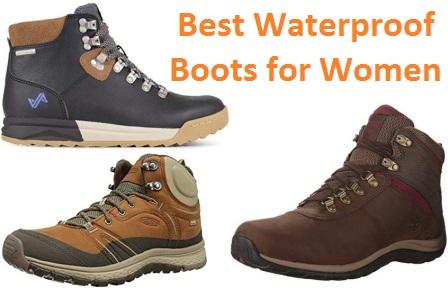 Top 15 Best Waterproof Boots for Women in 2020 - Complete Guide .