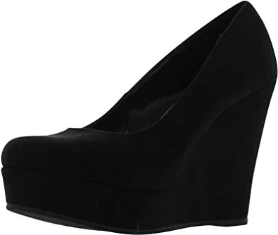 Amazon.com | Soda Women's Beer Platform Wedge Shoes | Platforms .