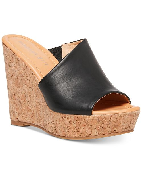Madden Girl Nuriel Cork Wedges & Reviews - Wedges - Shoes .