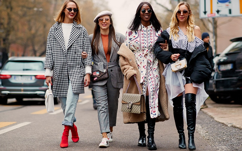 Top 10 Fashion Trends from Autumn/Winter 2018 Fashion Wee