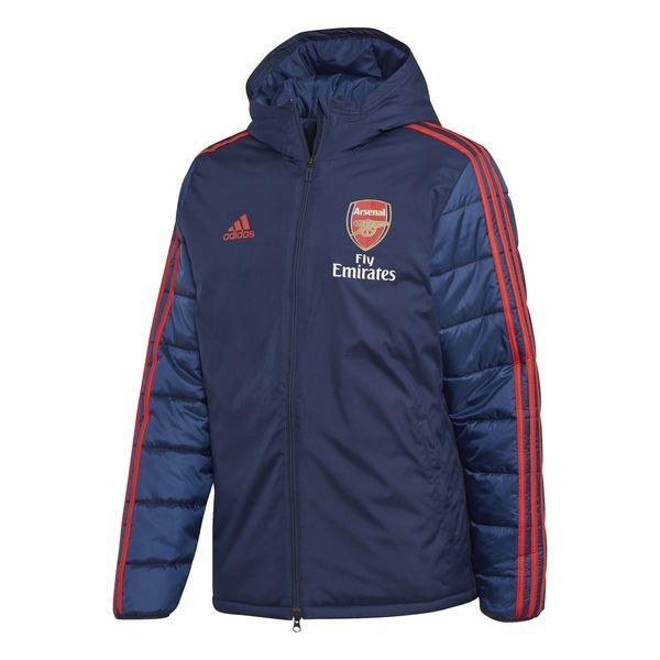 Arsenal Winter Jacket - Collegiate Navy/Scarlet | www .