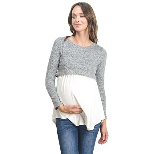 Winter Maternity Clothes: Amazon.c
