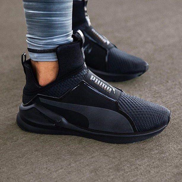 PUMA Womens Shoes - Puma Fierce Quilted: All Black - Find deals .