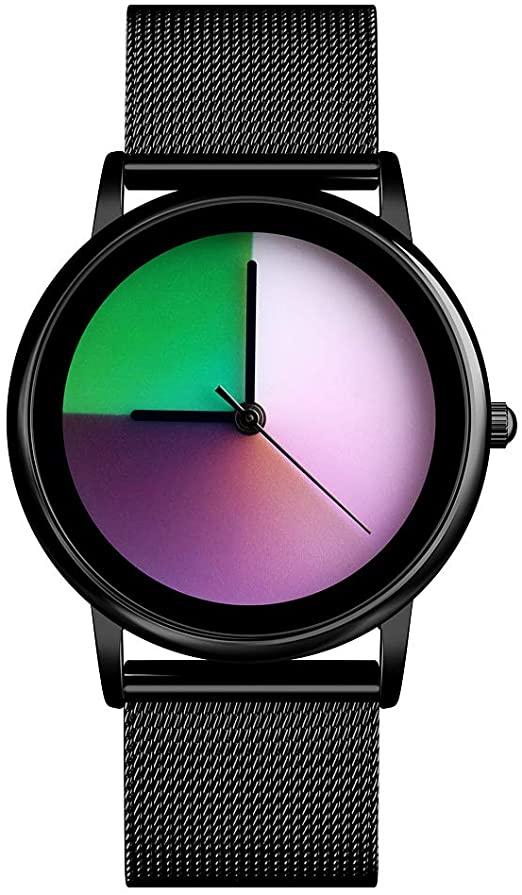 Amazon.com: Womens Colorful Waterproof Wrist Watch - CakCity .