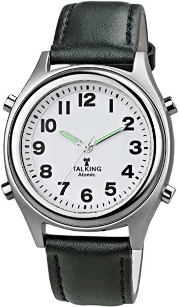 Amazon.com: Atomic! Talking Wrist Watch w/Alarm,Speaks Time, Day .